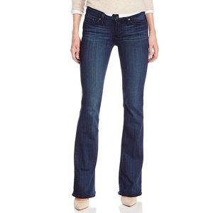 Paige Skyline Boot Jeans in Nottingham
